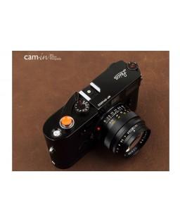 CAM-IN SHUTTER BUTTON MINI ORANGE MAT KONKAV CAM9080