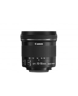 CANON EFS 10-18/4,5-5,6 IS STM