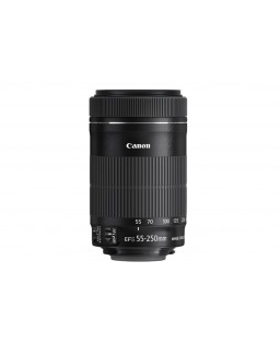 CANON EFS 55-250/4-5,6 IS STM