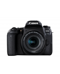 CANON EOS 77D + 18-55/4-5,6 IS STM