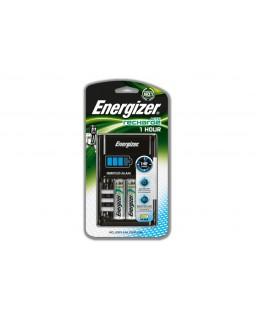 ENERGIZER HURTIG LADER + 2 AA 2300MAH (PLADS TIL 4)