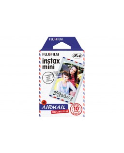 FUJIFILM INSTAX MINI FARVEFILM 1X10 AIR MAIL
