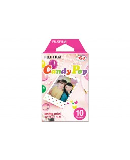 FUJIFILM INSTAX MINI FARVEFILM 1X10 CANDY POP
