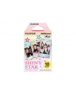 FUJIFILM INSTAX MINI FARVEFILM 1X10 SHINY STAR