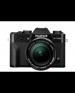 FUJIFILM X-T20 + 18-55/2,8-4,0 OIS SORT