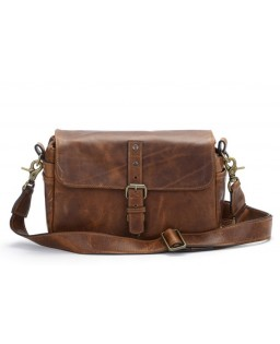 ONA THE BOWERY ANTIQUE COGNAC LEATHER