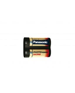 PANASONIC 2CR5 6V BATTERI