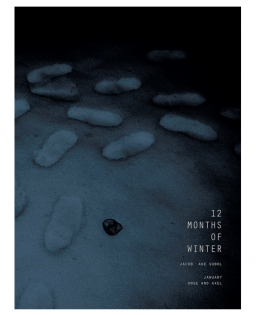 JACOB AUE SOBOL - 12 MONTHS OF WINTER 1ST ISSUE